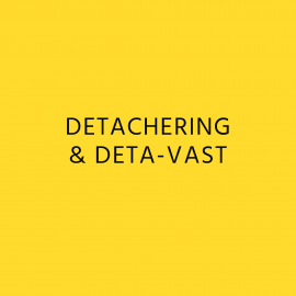 3) Diensten - Detachering & Deta-vast