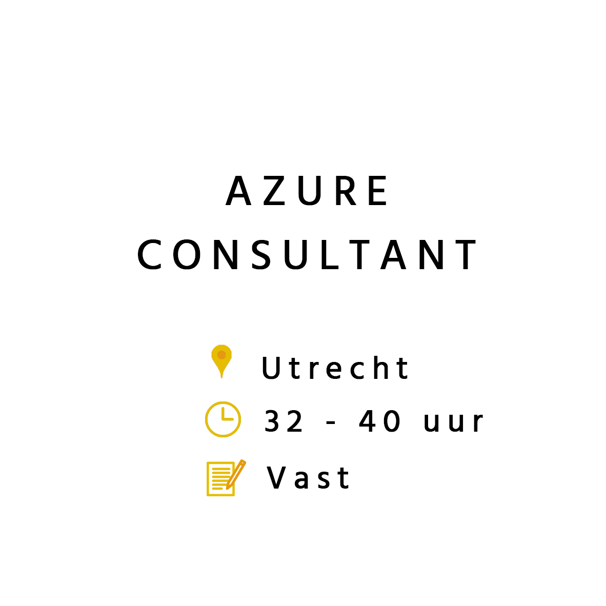 Azure Consultant