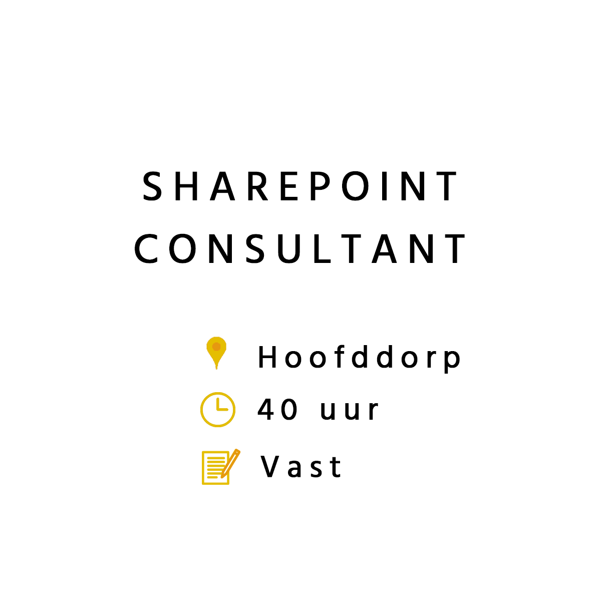 Sharepoint Consultant